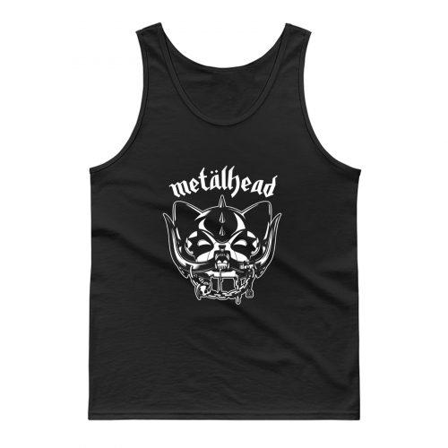 Metal Head Tank Top