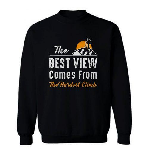 Mountaineer Hiker Sweatshirt