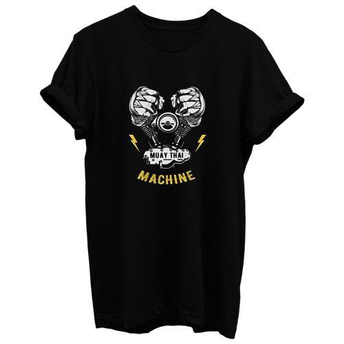 Muay Thai Machine T Shirt