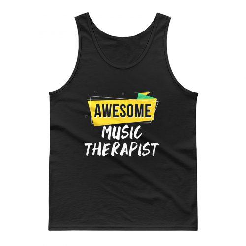 Music Therapist Tank Top
