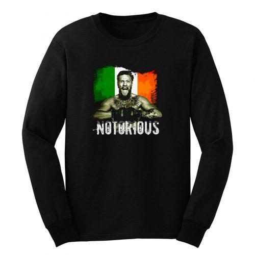 Notorious Conor Mcgregor Long Sleeve