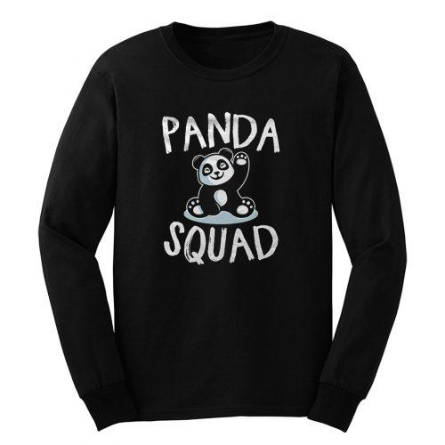 Panda Squad Long Sleeve