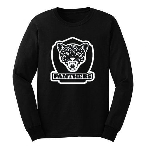 Panthers Animals Long Sleeve