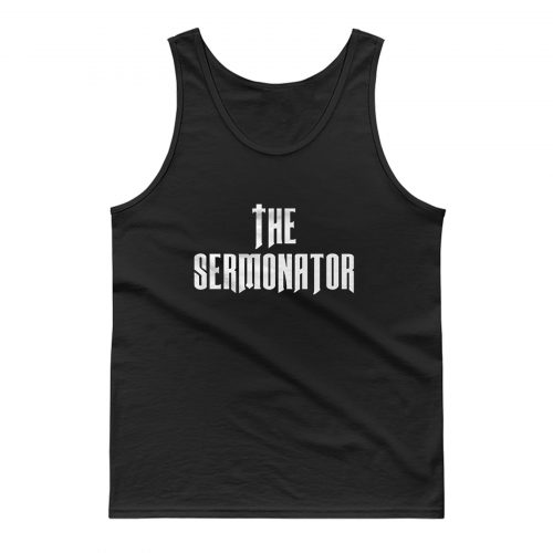 Pastor Missionary Tank Top
