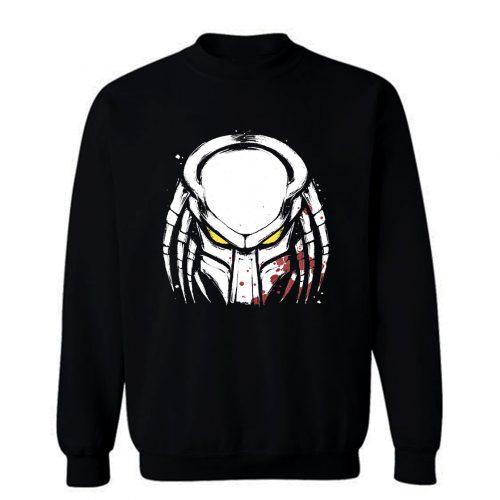 Predator Mask Sweatshirt