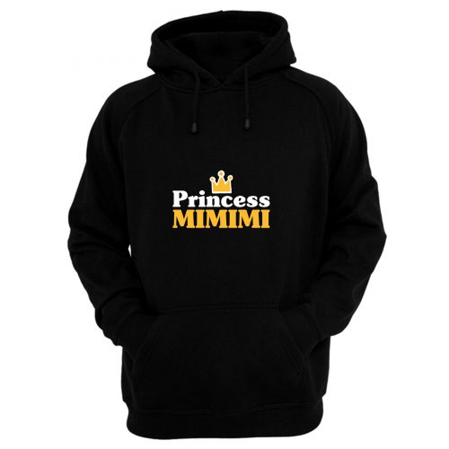 Princess Mimimi Crown Statement Hoodie