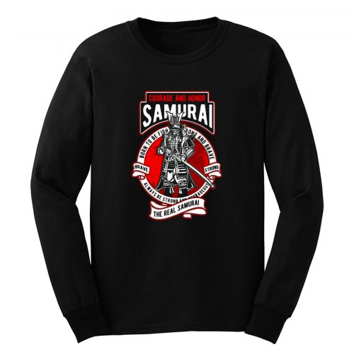 Real Samurai Long Sleeve