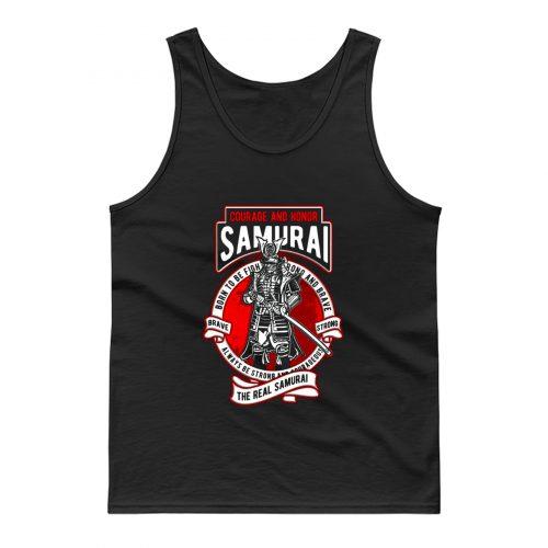 Real Samurai Tank Top