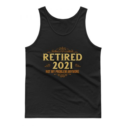 Retired 2021 Tank Top