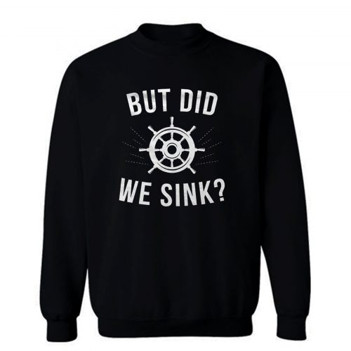 Sailor Sailing Sweatshirt