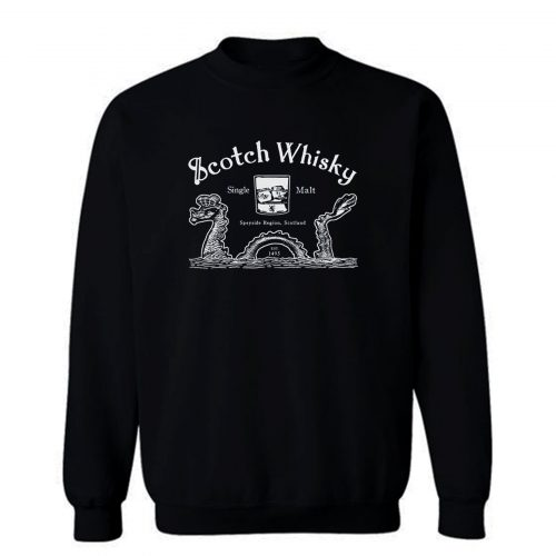 Scotch Whisky Sweatshirt