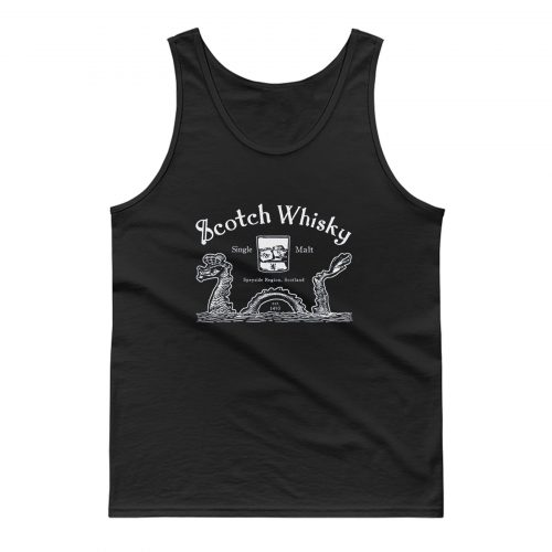 Scotch Whisky Tank Top