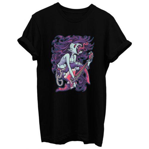 Scream Queen Rock N Roll T Shirt