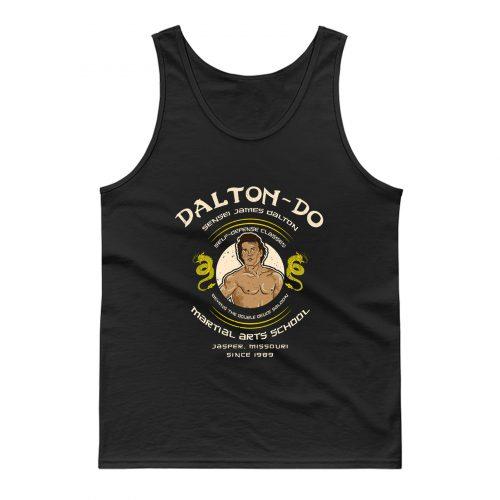 Sensei Dalton Do Martial Arts School Tank Top