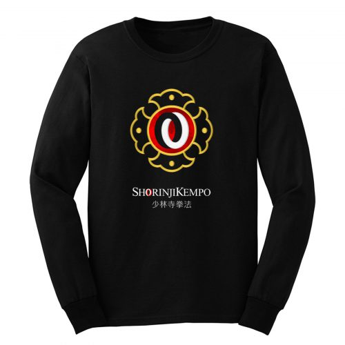 Shorinji Kempo Long Sleeve