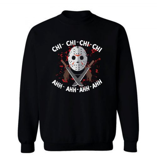 Sounds From Crystal Lake Camp 1980 Sweatshirt