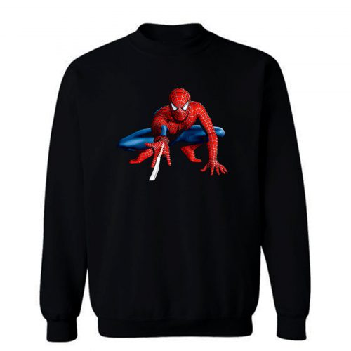 Spiderman Superhero Sweatshirt