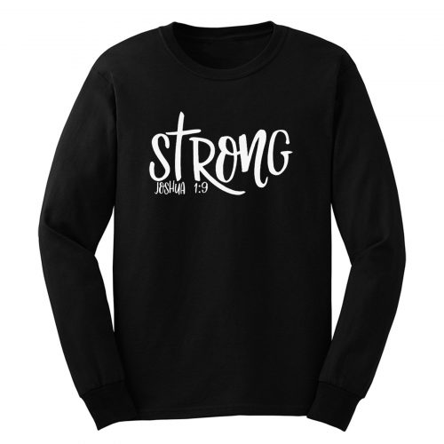 Strong Christian Long Sleeve