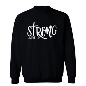 Strong Christian Sweatshirt