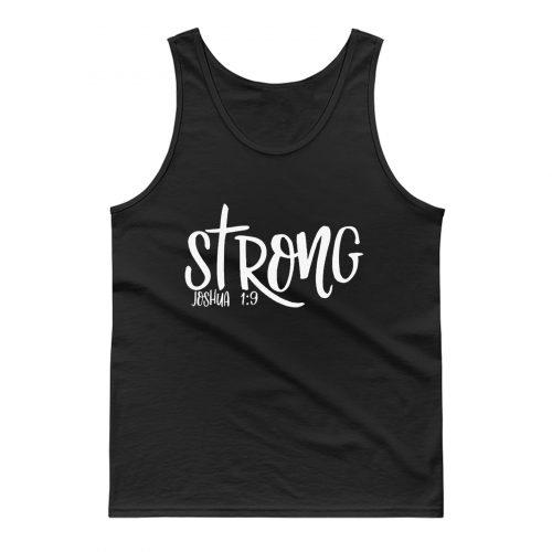 Strong Christian Tank Top