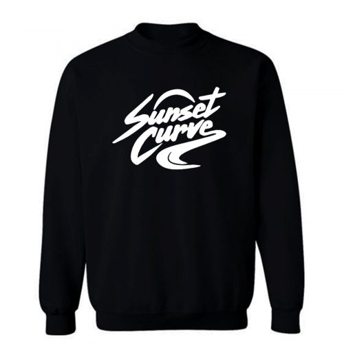 Sunset Curve Julie And The Phantoms Ghost Band Sweatshirt