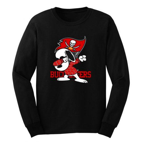 Tampa Bay Buccaneers Snoopy Long Sleeve