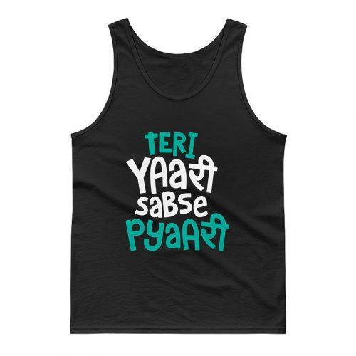 Teri Yaari Tank Top