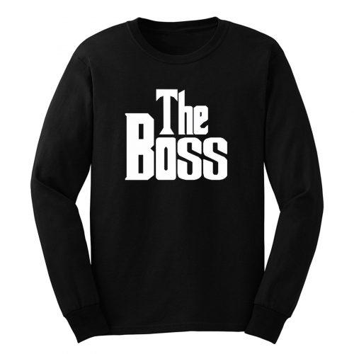 The Boss The Real Boss Long Sleeve