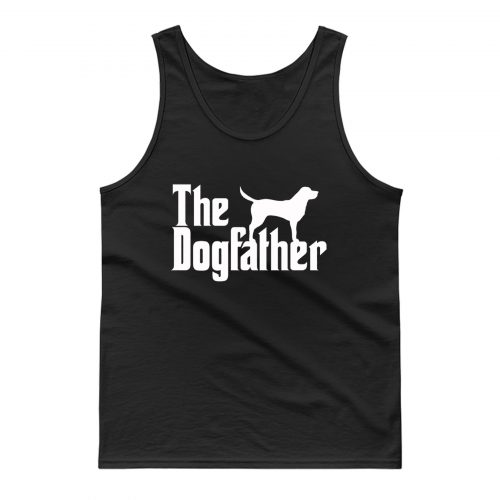The Dogfather Tank Top