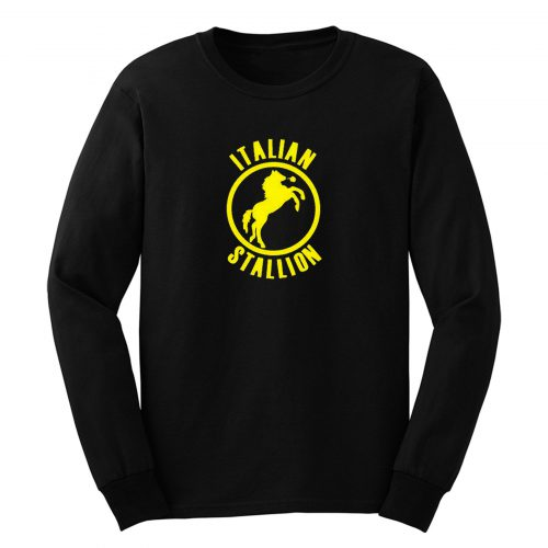 The Italian Stallion Long Sleeve