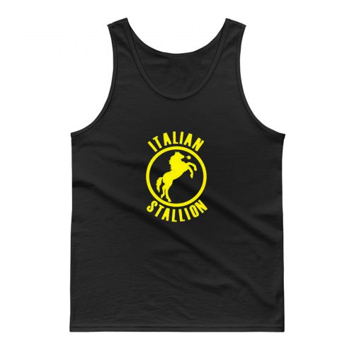 The Italian Stallion Tank Top