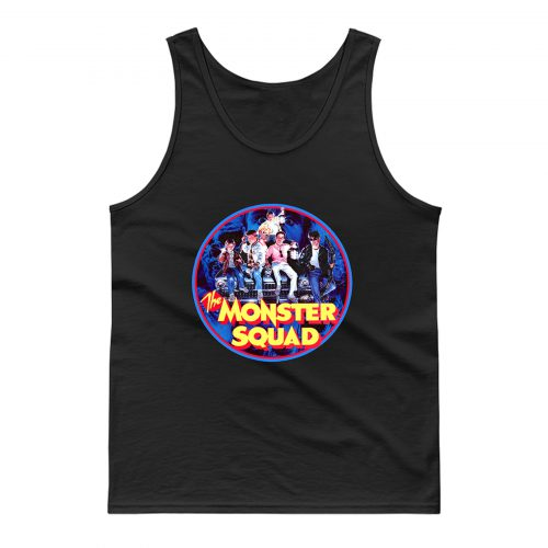 The Monster Squad Vintage Tank Top