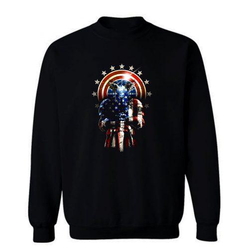 The Patriot Knight Sweatshirt