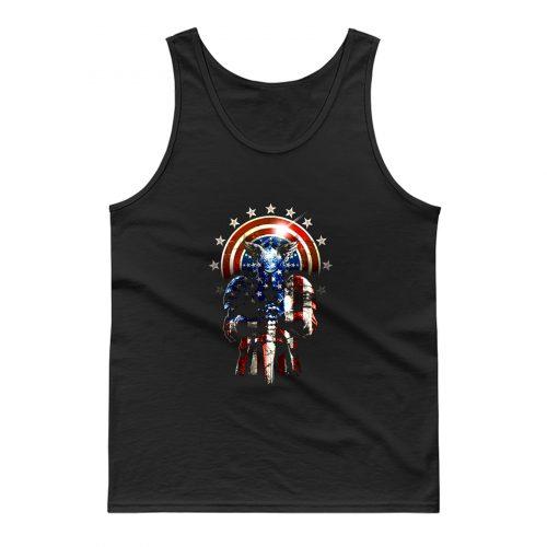 The Patriot Knight Tank Top