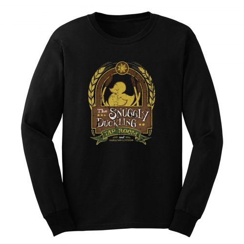 The Snuggly Duckling Tap Room Long Sleeve
