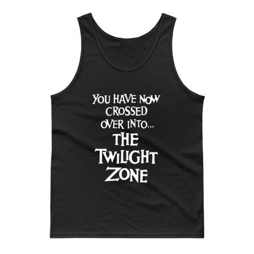 The Twilight Zone Tank Top