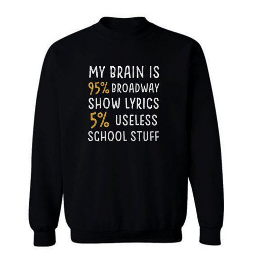 Theatre Lover Sweatshirt