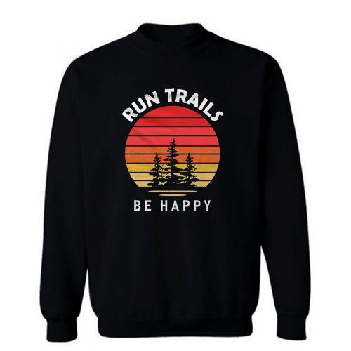 Trail Running Sweatshirt