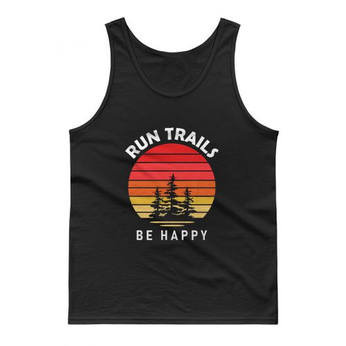 Trail Running Tank Top