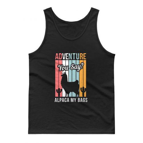 Traveler Adventurer Tank Top