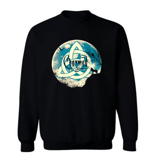 Triquetra Moon Sweatshirt