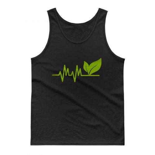 Vegan Heartbeat Tank Top