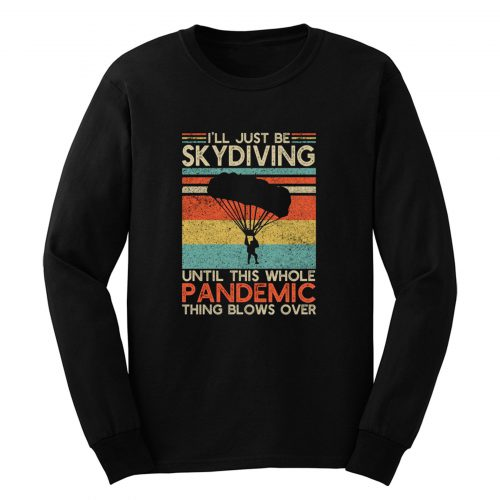 Vintage Skydive Long Sleeve