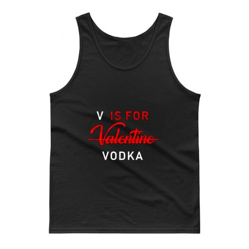 Vodka Drinker Tank Top