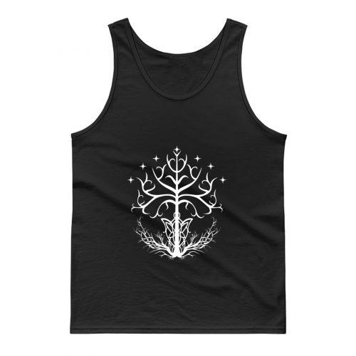 White Tree Of Gondor Tank Top