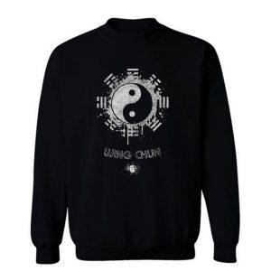 Wing Chun Kung Fu Sweatshirt