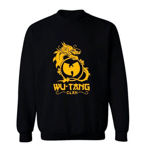 Wu Tang Dragon Sweatshirt