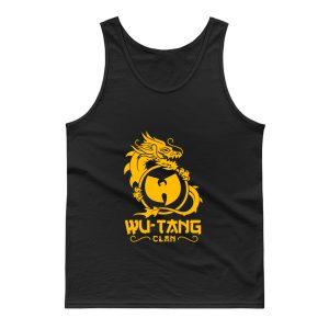 Wu Tang Dragon Tank Top