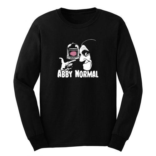 Abby Normal Long Sleeve
