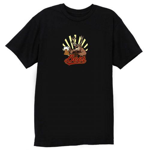 Beer Dear T Shirt